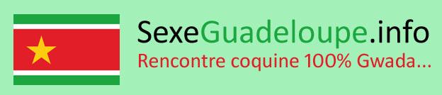 Sexe Guadeloupe
